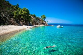 Chalkidiki-Beaches