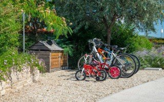 ammouda villas bikes for families