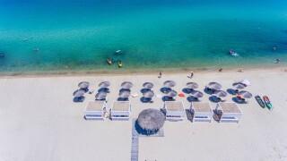 ammouda villas chalkidiki beach
