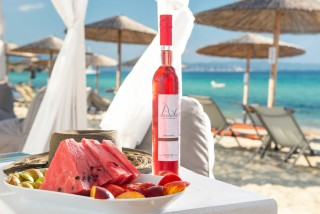 ammouda villas fruits on the beach