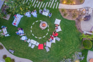 events ammouda villas campfire