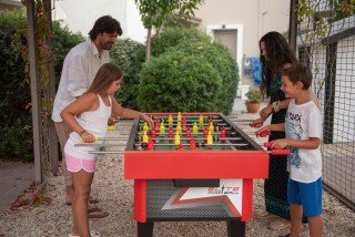 family ammouda villas football game