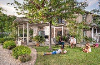 family ammouda villas relax in chalkidiki