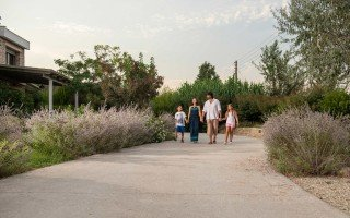 family ammouda villas walk