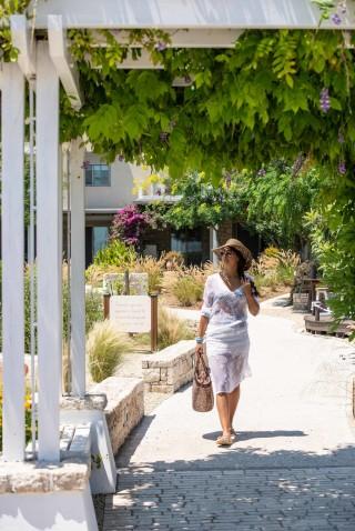 gallery ammouda villas garden view-13
