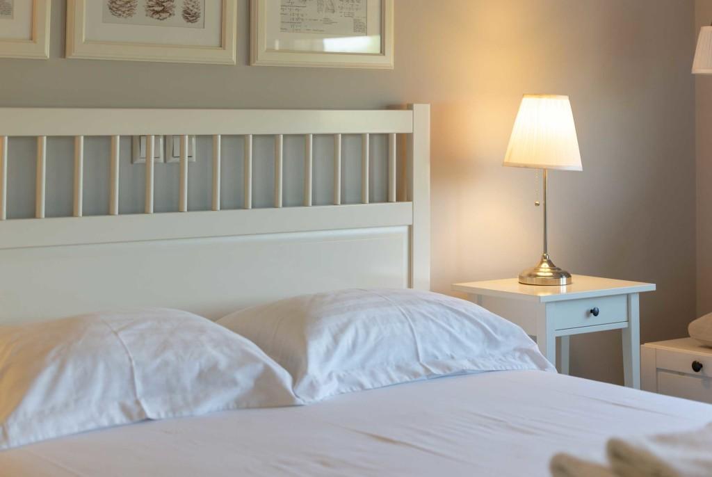 Sea View Villa Ammouda Bedroom