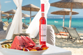 wine tuesday ammouda villas fruits